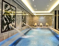 BURSA CROWN PLAZA Convention Center & Thermal Spa