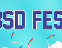 Motion Graphics: BSD Fest