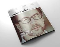 Magazine art direction