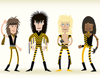 The Rock Dudes ® // Stryper