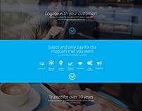 AirAngel - Landing Page Concepts
