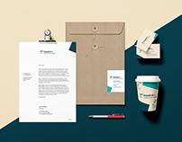 Kwadrat plus branding concept