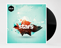 Atlas/ Stars EP cover