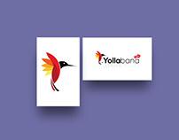 Yollabana.com Logo & Kurumsal Kimlik