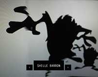 Shelle Barron Website