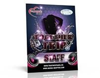 Staff ID design & print