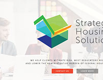 Strategic Housing Services - Branding
