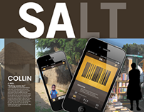 SALT iPhone Application
