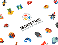 Isometric, 99 icon pack