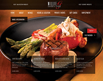Willie Gs Restaurant Website