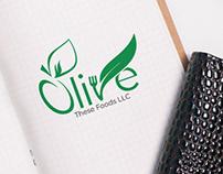 OLIVE FOOD LOGO DESIGN