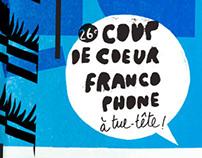 Coup de Coeur Francophone website