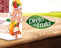Direto da Fruta | Juice Package