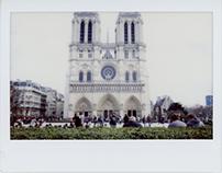 Carnet de Voyage - Paris