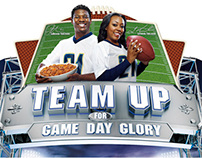 Team Up For Game Day Glory