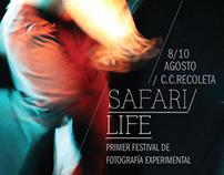 SAFARI LIFE/ Evento de fotografía experimental