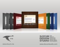 Slocum Me Pages - Microsites