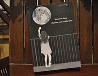 """Cover for the novel """"Il primo post-it sulla luna"""""""