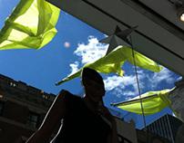 Norma Kamali: NYC Fall Fashion Week 2011 Presentation