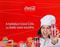 Coca-Cola - Eventos Gastronômicos