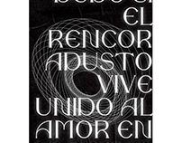 Cartel Rosalía de Castro