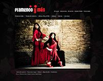 """Flamenco y mas"" e-commerce"