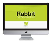 Rabbit - Plataforma Desportiva | website | ADESL