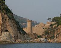 Tossa - sea view