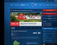 LPGA.com Templates