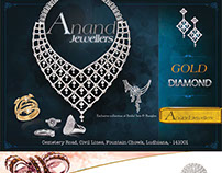 Pamphlet For Jewellery Store