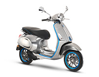 Vespa Elettrica Photo & Video production