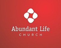 Abundant Life Church Rebrand