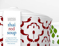 M&S Thai Soup Range