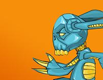 Cyber-Bunny