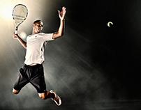 Tennis Strike