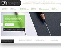 Personal website Redesign