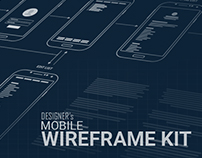 Mobile Wire-frame KIT