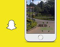 Horto Florestal | Snapchat Geofilter