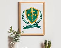 Brasão Medicina UEFS