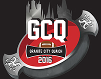 Granite City Quaich Tournament Logo