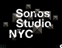SONOS Studio NYC