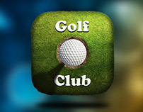 Golf Club App Icon