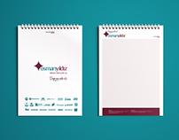 """""""Osman Yıldız"""" Sketchbook Design"""