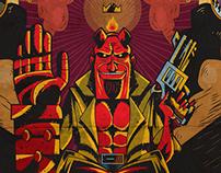 Hell Boy / 20th Anniversary show