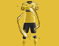 2018 / 2019 TUSKER FC CONCEPT KITS