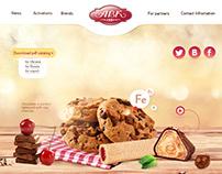 Diseño web para ¨AVK¨