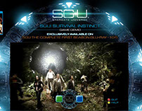 Stargate Universe Survival Instinct Game Website