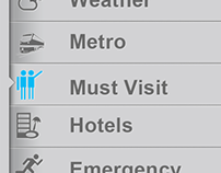 ios app layout