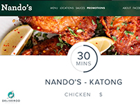 Nando's & Deliveroo