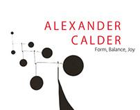 Alexander Clader: Form, Balance, Joy